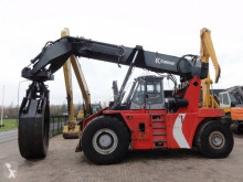 Carretilla elevadora gran tonelaje Kalmar Log Stacker RTD 1623 reach stacker usada