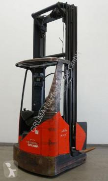 Empilhador a mastro retráctil Linde R 14 X/116-03 usado