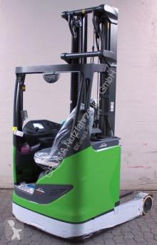 Vozík s výsuvným zdvihacím zařízením Linde R 14 B/1120 použitý