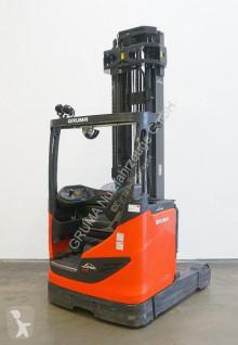 Gaffeltruck med stabler Linde R 16 HD/1120 brugt