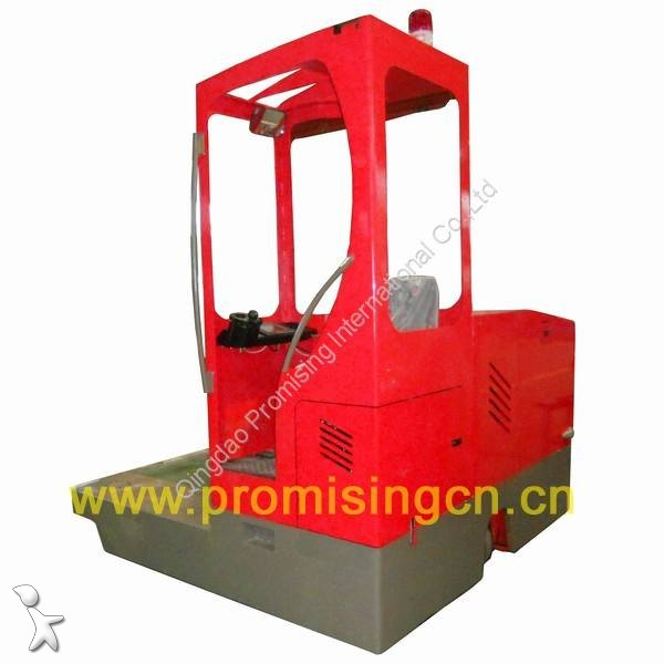 Voir les photos Chariot à mât rétractable Dragon Machinery TFC30 Driver Seated Electric Reach Truck with Steering Wheel
