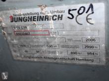 Voir les photos Chariot à mât rétractable Jungheinrich ETV-C 16