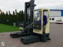 Hubtex MQ30 side loader used