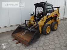 carrello con sollevamento laterale Caterpillar 242D