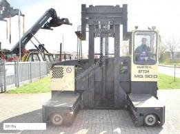 Carretilla de carga lateral Hubtex MQ90D usada