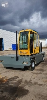 Baumann GX70/16/40 side loader