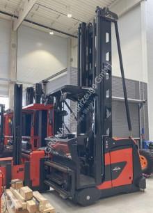 Bočný vysokozdvižný vozík Linde K /011 induktiv