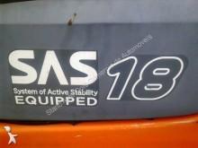 Vedere le foto Carrello con sollevamento laterale Toyota SAS 18 ( Gás)