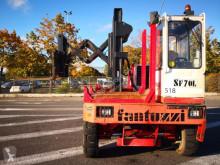 Ver as fotos Empilhador com deslocamento lateral Fantuzzi SF70L
