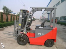 Dragon Machinery CPD25 elektrikli forklift yeni