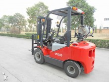 Gasdriven truck Dragon Machinery LPG Forklift CPQD30
