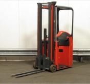 Linde E10 used electric forklift