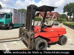 Chariot diesel Linde H 50 D Seitenschieber