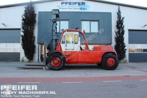 Caterpillar diesel forklift AH60 27t, Duplex 6000mm, Freelift 2900mm, Side-Shi