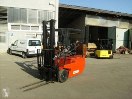 Linde e20 used electric forklift