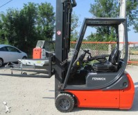 Linde E16C-02 used electric forklift