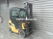 Caterpillar GP15N used gas forklift