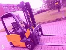 Jungheinrich EFG316 eldriven truck begagnad