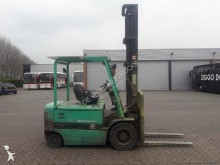 Mitsubishi FB35K used electric forklift