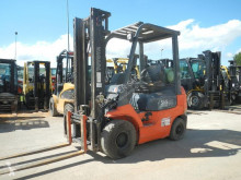 Toyota 42-7FGF18 used gas forklift