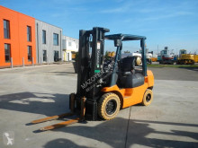 Toyota 7FG25 used gas forklift