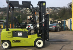 Clark GEX20S used electric forklift