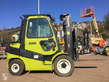 Clark C30L used gas forklift