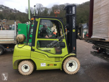 Clark GTS30L used gas forklift