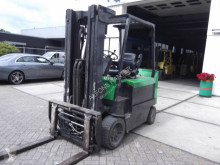Hyster E4.00XL used electric forklift
