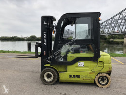 Clark GEX25 used electric forklift