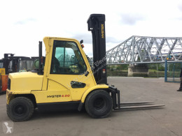 Hyster H4.00XM-6 tweedehands gas heftruck