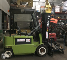 Clark MEGA AC 25S used electric forklift