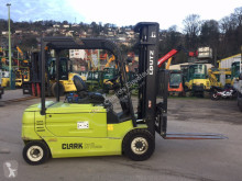 Clark GEX30 used electric forklift