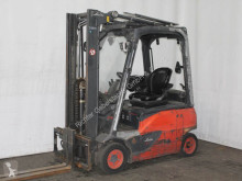 Linde electric forklift E 16 P-02 386