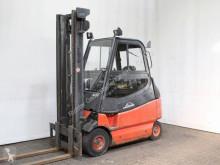 Linde E 25-02/600 336 used electric forklift