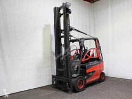 Linde E 40 H-01/600 388 used electric forklift