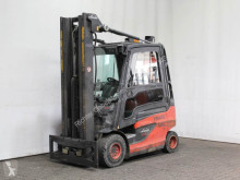 Linde E 25-01 387 used electric forklift