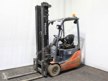 Toyota electric forklift 8 FBET 15