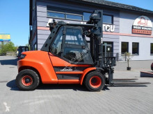 Carretilla elevadora carretilla diesel Linde H80D/900 Side shift 2014 8T 4.05M