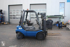 Linde H 25 chariot diesel occasion