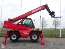Manitou MRT 1635 Telescopic arm forklift telescopic handler used