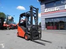 Linde H16D Side shift chariot diesel occasion