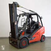 Linde H30 used gas forklift