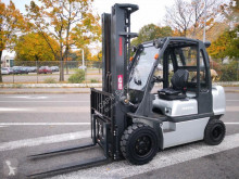 Nissan DX32G used gas forklift