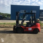 Demo H25VGT used gas forklift