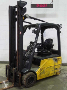 Stivuitor Linde e18-01 second-hand