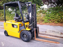 Caterpillar EP30K used electric forklift