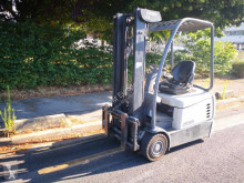 Crown SC5320-1,6 used electric forklift