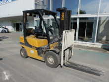 Yale GLP 25 VX tweedehands gas heftruck