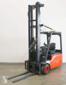 Linde E 18/386 used electric forklift